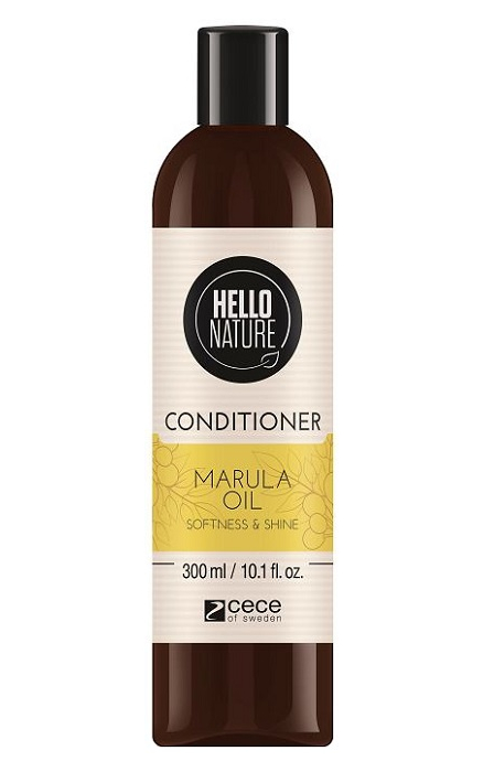 Marula oil softness & shine Hello Nature
