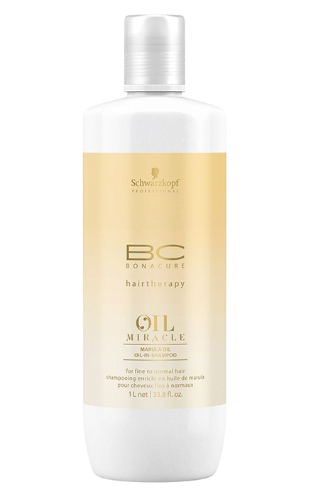 Schwarzkopf Professional Bc Bonacure Oil Miracle Marula Oil szampon